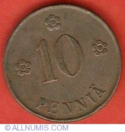Image #2 of 10 Pennia 1919