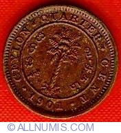 Imaginea #2 a 1/4 Cent 1901