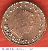 Image #2 of 1 Euro Cent 2002