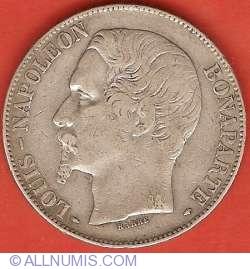 Imaginea #1 a 5 Franci 1852 A