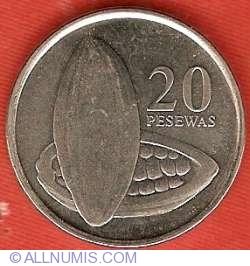 Image #2 of 20 Pesewas 2007