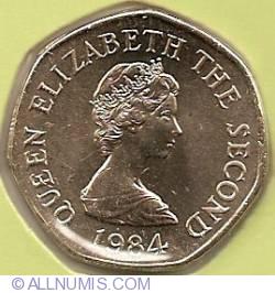 Imaginea #1 a 20 Pence 1984