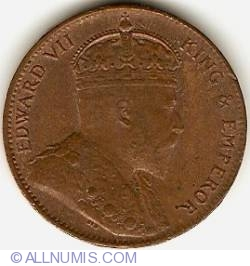 Imaginea #1 a 1 Cent 1910