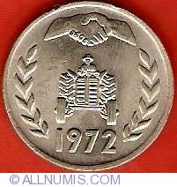 1 Dinar 1972 - F.A.O.