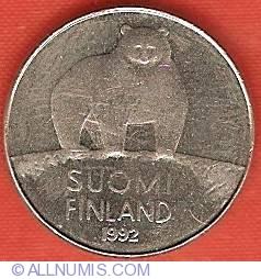 Image #1 of 50 Pennia 1992