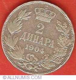 Image #2 of 2 Dinara (ДИНАРА) 1904