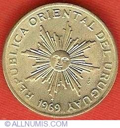 Imaginea #1 a 5 Pesos 1969