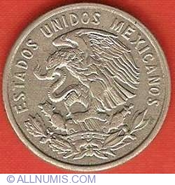 Imaginea #1 a 25 Centavos 1964