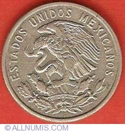 25 Centavos 1964