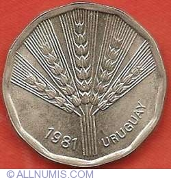 Image #1 of 2 Nuevos Pesos 1981