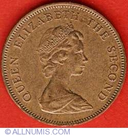 Image #2 of 2 Pence 1987