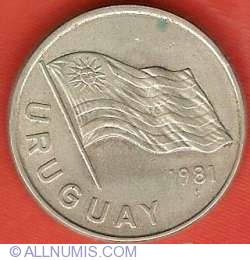 5 Nuevos Pesos 1981