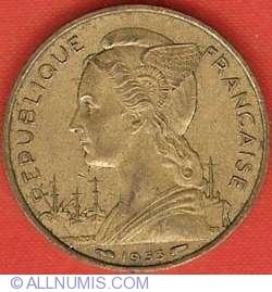 20 Francs 1953
