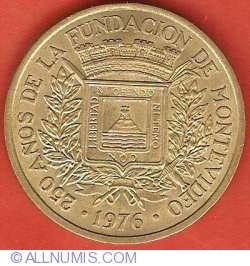 Image #1 of 5 Nuevos Pesos 1976 - 250th Anniversary - Founding of Montevideo