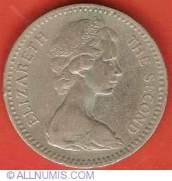 Image #1 of 2 Shillings (20 Cents) 1964