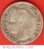 Image #1 of 20 Centimes 1850