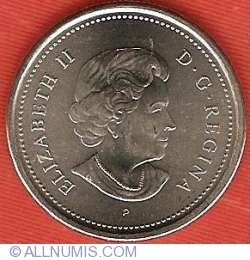 Image #2 of 25 Cents 2004 - Remembrance (color)
