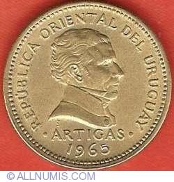 Image #1 of 5 Pesos 1965