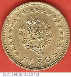 Image #2 of 5 Pesos 1965