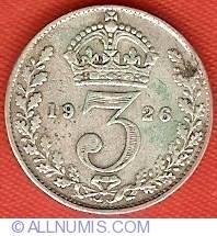 Threepence 1926