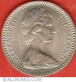 Image #1 of 2 1/2 Shillings (25 Cents) 1964