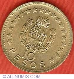 Image #2 of 10 Pesos 1965