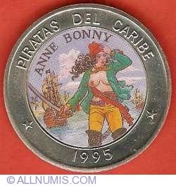 Imaginea #2 a 1 Peso 1995 Anne Bonny