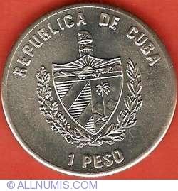 Imaginea #1 a 1 Peso 1995 Anne Bonny