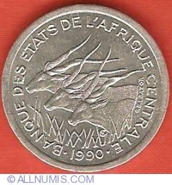 Image #1 of 1 Franc 1990