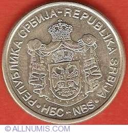 Imaginea #1 a 10 Dinari 2005