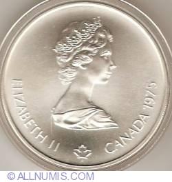 Image #1 of 5 Dollars 1975 - Montreal Olympics - Marathon