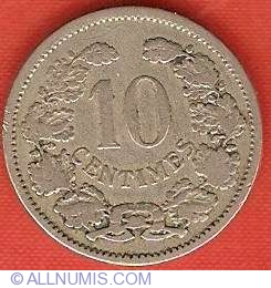 Image #2 of 10 Centimes 1901