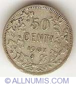 Image #2 of 50 Centimes 1907