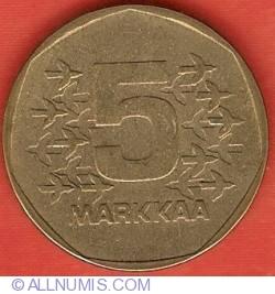5 Markkaa 1973