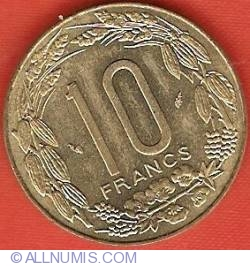Image #2 of 10 Francs 1983