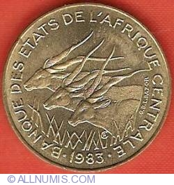 Image #1 of 10 Francs 1983