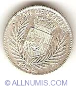 Image #2 of 50 Centimes 1896
