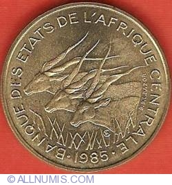 Image #1 of 25 Francs 1985