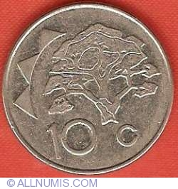 Image #2 of 10 Cents 1998