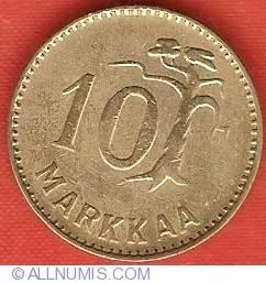 10 Markkaa 1953