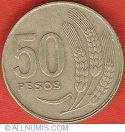Imaginea #2 a 50 Pesos 1970