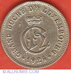 Image #1 of 10 Centimes 1924