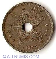 Image #1 of 2 Centimes 1888