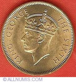 Image #1 of 1 Farthing 1952