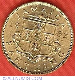 Image #2 of 1 Farthing 1952