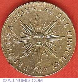 Image #1 of 10 Pesos 1969
