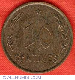 Image #2 of 10 Centimes 1930