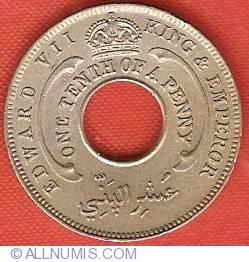 Imaginea #1 a 1/10 Penny 1908