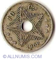 Image #2 of 10 Centimes 1908