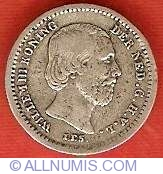 Image #1 of 5 Cents 1850